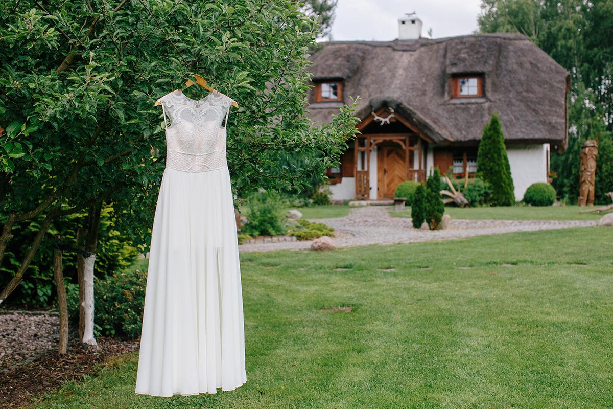 fotografia ślubna osada karbówko