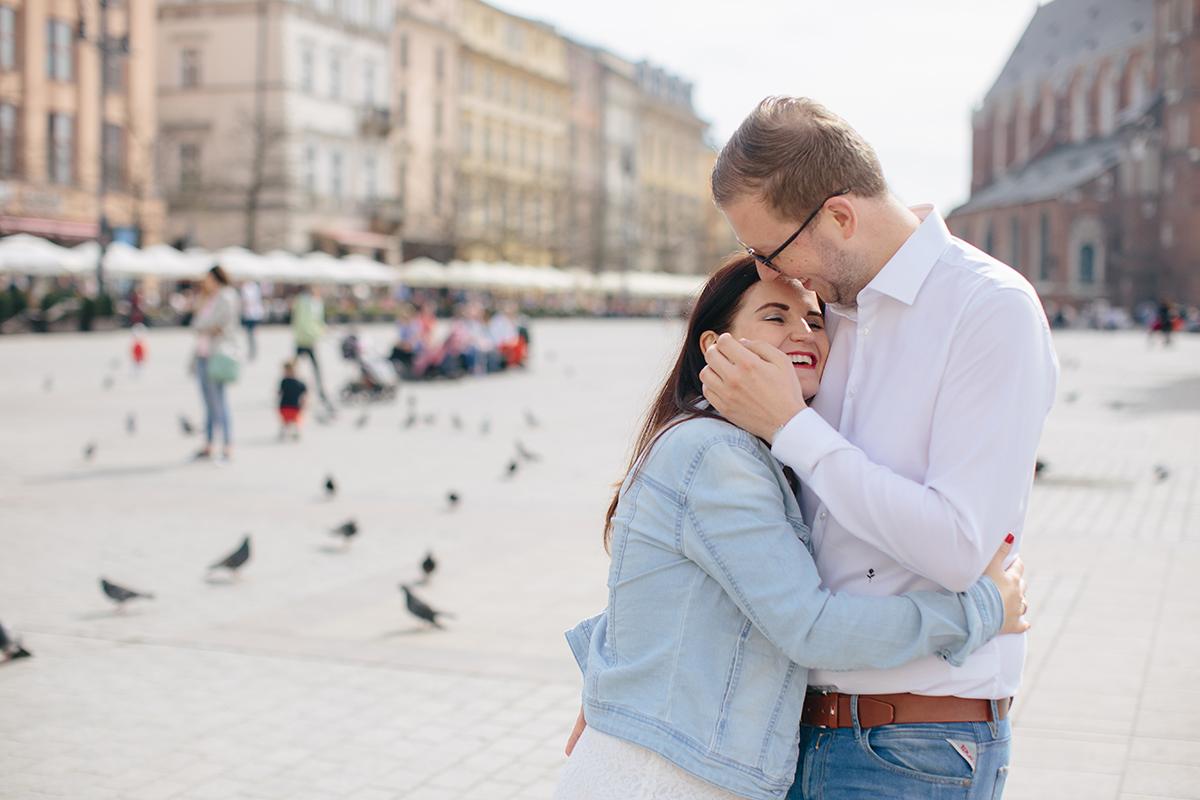 sesja rodzinna w Krakowie