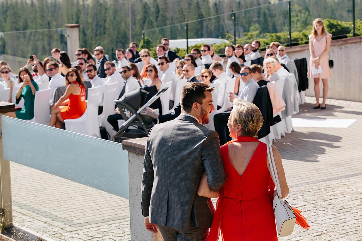 fotografia ślubna tatry