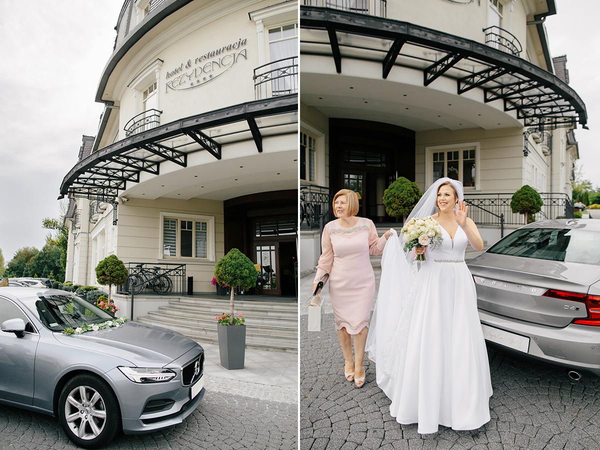 wesele w rezydencja luxury hotel