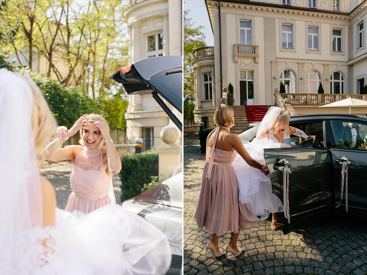ślub w platinum palace